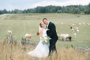 Bröllopsfotograf Eksjö