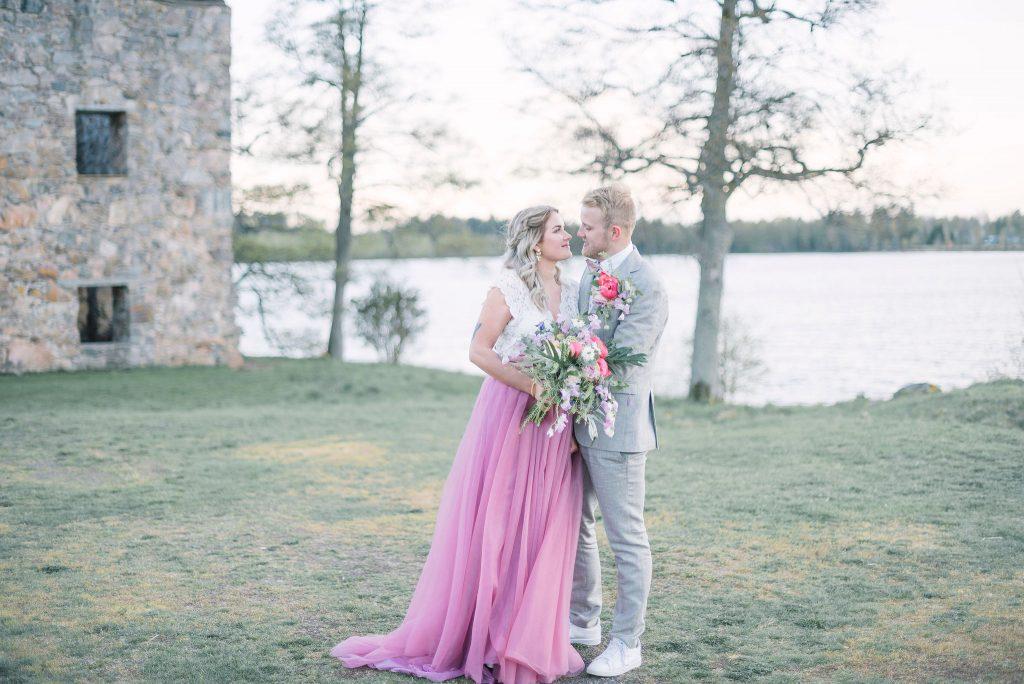 Bröllopsfotograf Småland