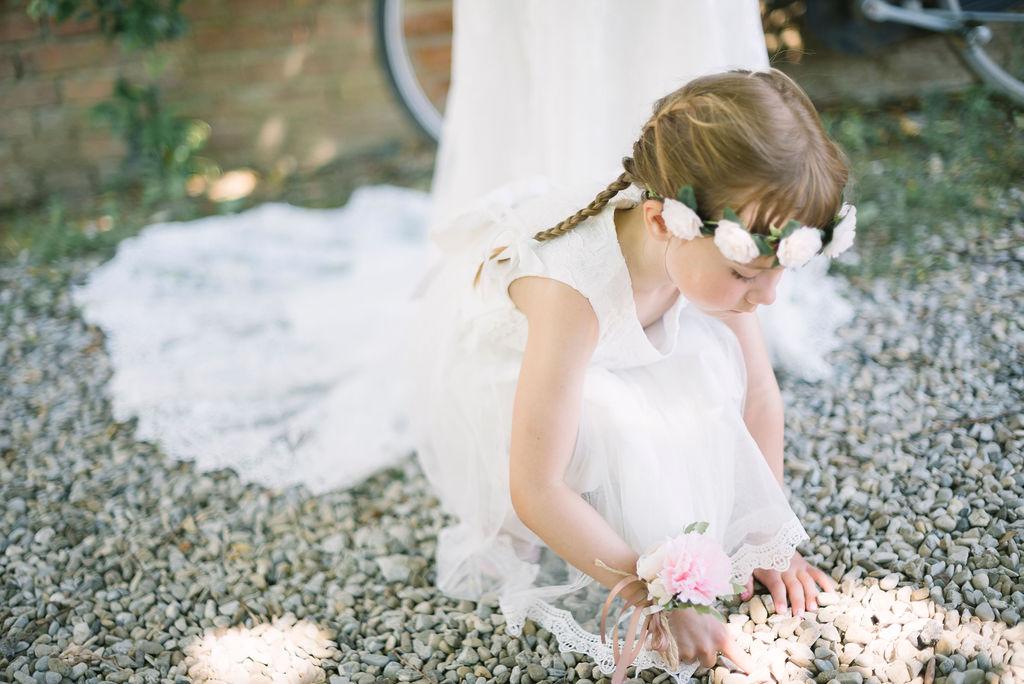 Bröllopsfotograf toscana